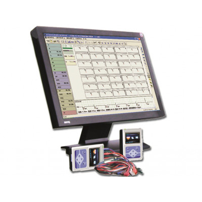 ECG HOLTER + SOFTWARE