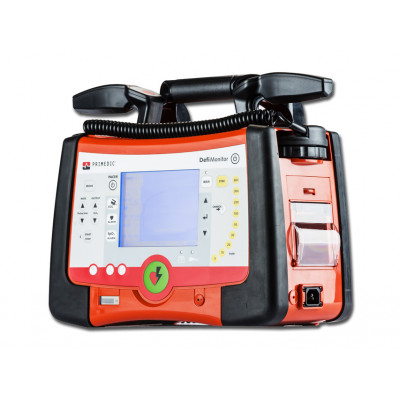 DEFIMONITOR XD30 DEFIBRILLATOR - manual with SpO2 and pacer