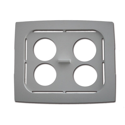 BEAKER POSITIONING COVER for Branson 5510 - 9.5 l