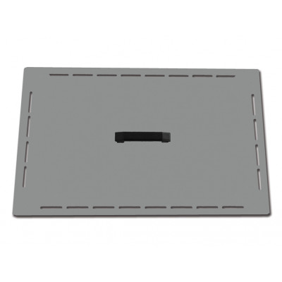 TANK COVER for 35531-3 - stainless steel