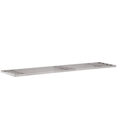RVS open Wandschap 300 mm - inox 304/316 :: Medicsteel.nl