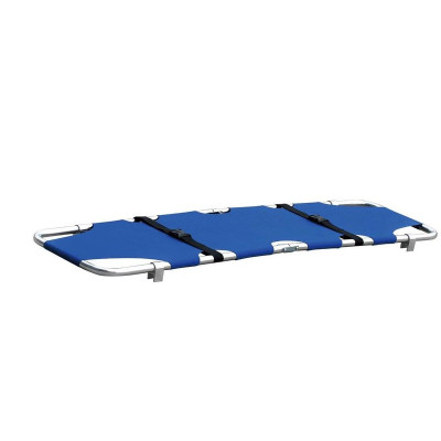 BLUE STRETCHER foldable in 2