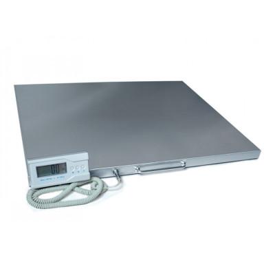 Digitale veterinaire weegschaal - metalen platform