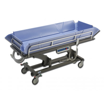 EVOLUTION SHOWER TROLLEY - battery/electric