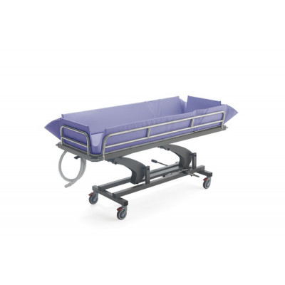 EVOLUTION SHOWER TROLLEY - hydraulic
