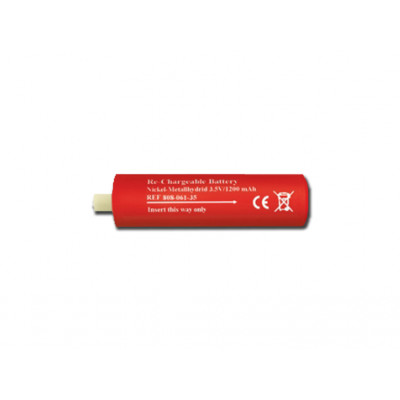 NiCa RECHARGEABLE BATTERY 3.5V - 1300 mAh (for code 34488)