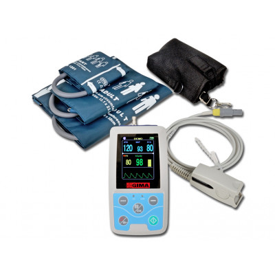 GIMA 24 HOURS ABPM + PULSE RATE MONITOR with BLUETOOTH