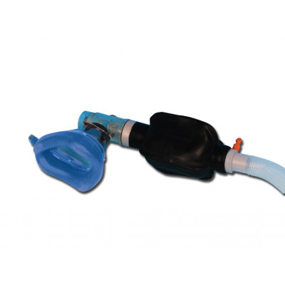 GIMA RESUSCITATOR BAG with double chamber