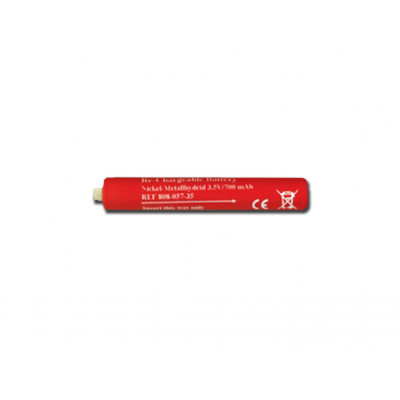 NiCa RECHARGEABLE BATTERY 3.5V - 700 mAh (for code 34487)