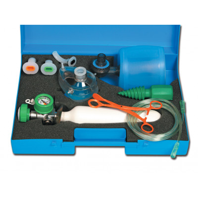 SPEED 3 RESUSCITATION KIT - without cylinder