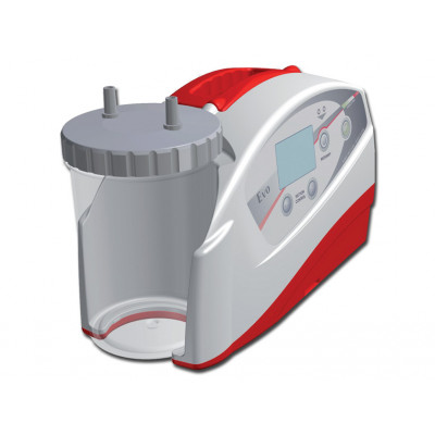 SUPERVEGA EVO BATTERY ASPIRATOR for ambulance