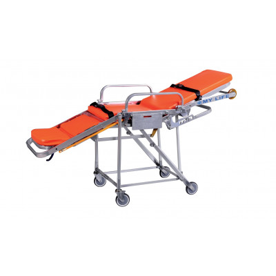 WHEELCHAIR STRETCHER