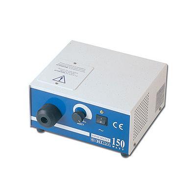 Lichtbronnen - connectoren en AC - DC transformator