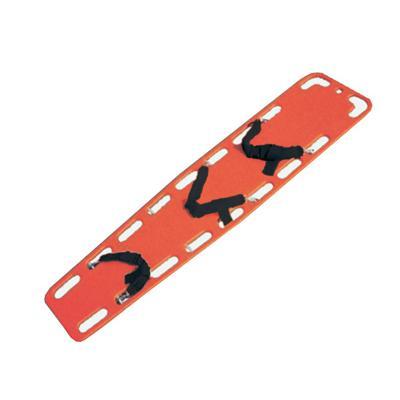 Schepbrancards en rugplanken