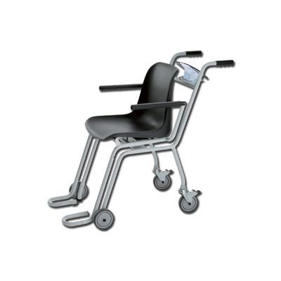 Rolstoel-, bed- en stoelweegschalen