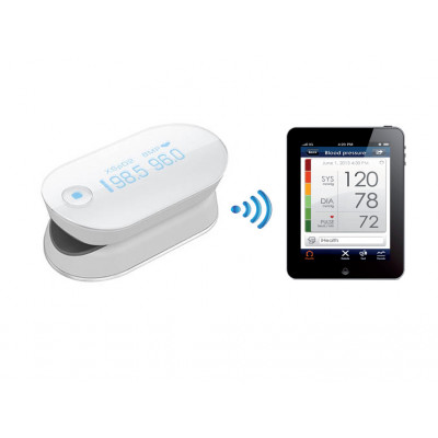 WIRELESS PULSE OXIMETER