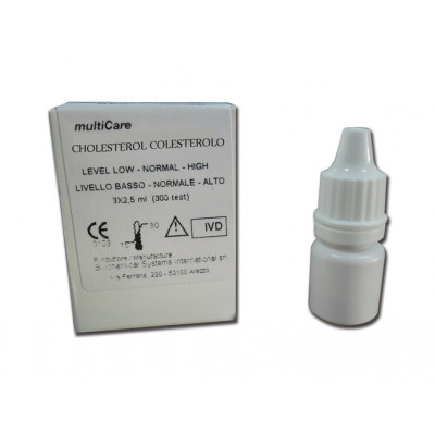 MULTICARE™ CHOLESTEROL CONTROL SOLUTION