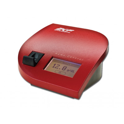 HEMO CONTROL hemoglobin and hematocrit measurer