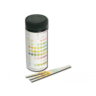 11 PARAMETER STRIP tube of 50 strips