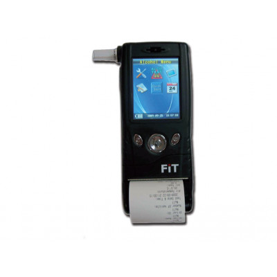 FIT/3 PROFESSIONAL ALCOHOL TESTER with printer