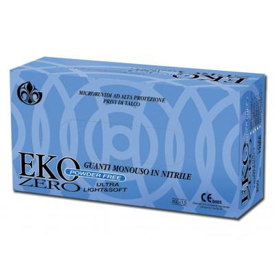 EKO NYTRILE GLOVES powder free