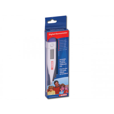 GIMA DIGITAL THERMOMETER °F hang box
