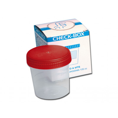 URINE CONTAINER 120 ml