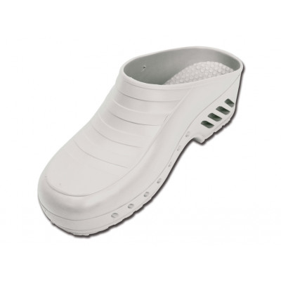 GIMA PROFESSIONAL CLOGS without pores - white