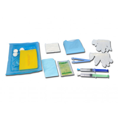 CATHETERISATION KIT sterile