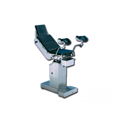 GIMA S OPERATING TABLE semiautomatic (need battery charger = code 27559)