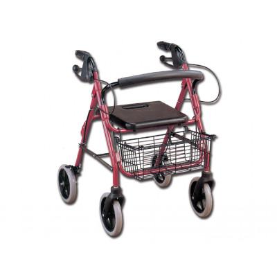 ROLLATOR WITH SEAT