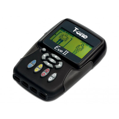 T ONE EVO II 4 channels electrotherapy