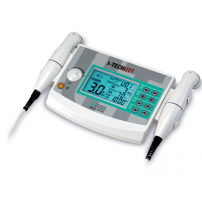 I TECH UT2 ULTRASOUND THERAPY with 2 probes