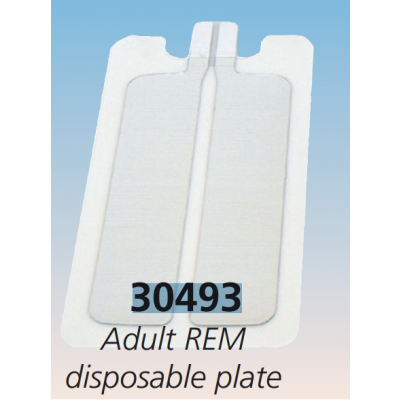 SINGLE USE GROUND PADS REM BI PARTS adult