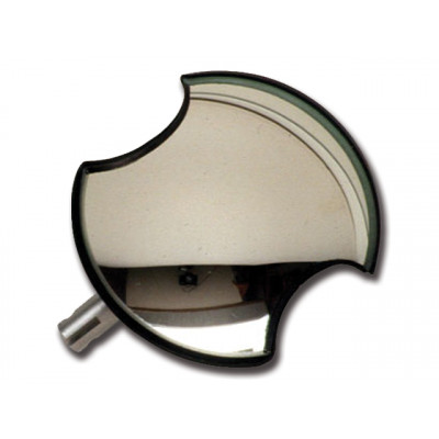 SPARE GLASS FOR STORZ MIRROR WITH FOCUS REGULATION