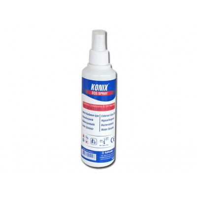 ECG SPRAY GEL 250 ml box of 20 tubes