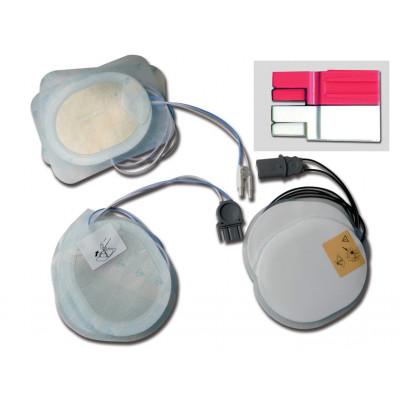 DISPOSABLE PAD - compatible for CARDIAC SCIENCE/GE defibrillators