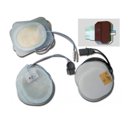 DISPOSABLE PAD - compatible for DRAGER/INNOMED/S&W/WELCH ALLYN defibrillators