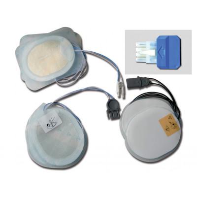 DISPOSABLE PAD - compatible for ESAOTE/SHILLER defibrillators