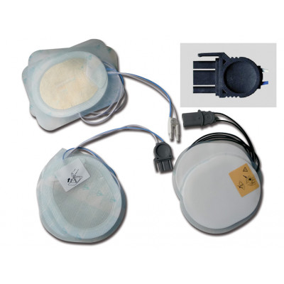 DISPOSABLE PAD - compatible for MEDTRONIC/OSANTU/BEXEN defibrillators