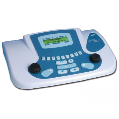 SIBELSOUND 400 A AUDIOMETER air conduction
