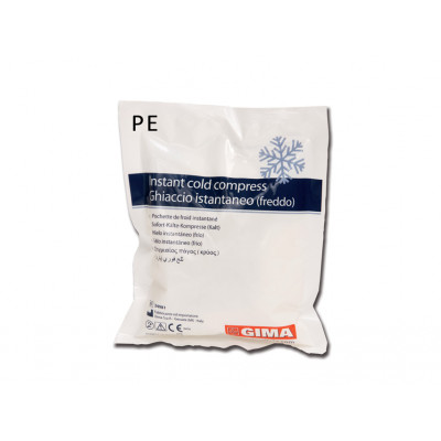 INSTANT ICE 14 x 18 cm bag (polyethylene)