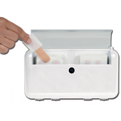 PLASTER DISPENSER with 2 refill