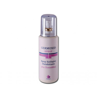 GERMOCID SPRAY DISINFECTION - 100ml