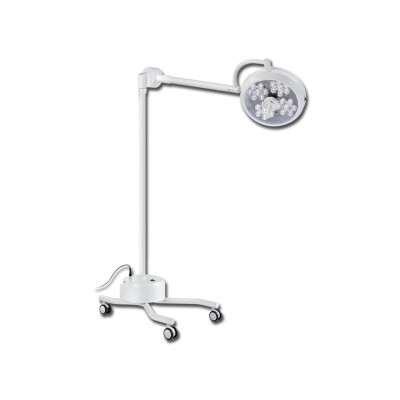 TRIS SCIALYTIC LED LIGHT - trolley with battery group