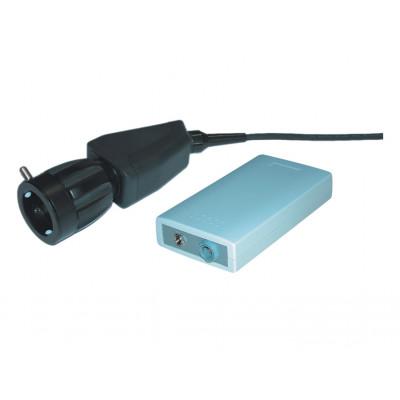 "C1 COMPACT PAL CAMERA CCD 1/3"" + smartbox"