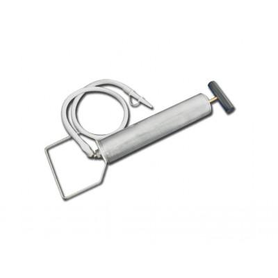 ALLUMINIUM PUMP for vacuum splints and mattress