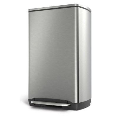Rectangular Step Can New Generation 38 liter, Simplehuman
