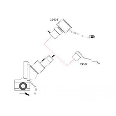 COLPOSCOPE DIGITAL CAMERA USB
