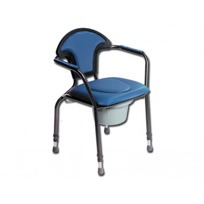 COMFORT COMMODE CHAIR - height adjustable